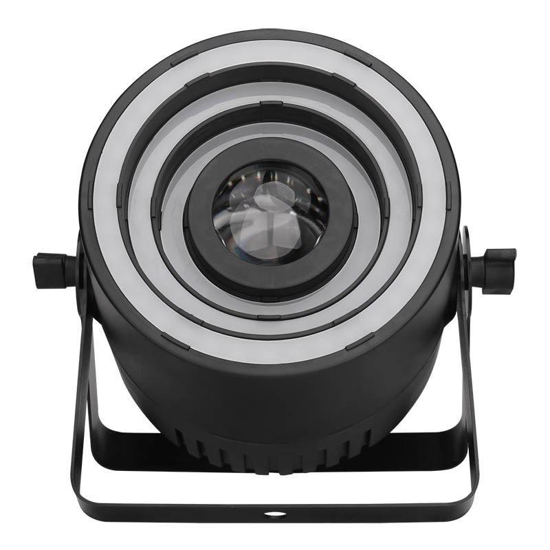 RGBW Onion Led Beam Strobe Par Can Light MS-CPW40