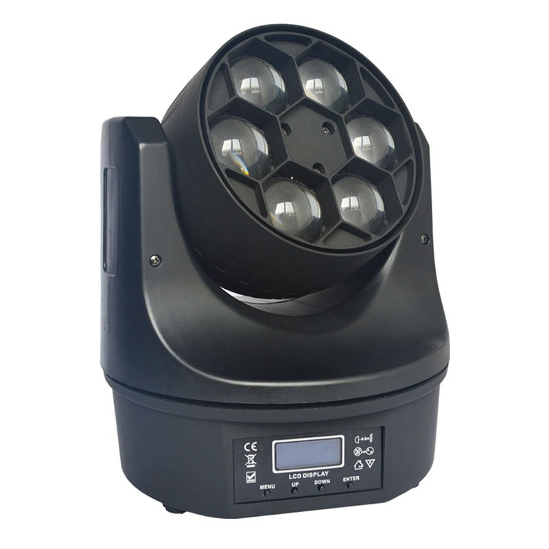 Marslite LED Mini Bee Eye Moving Head Light MS-BY610 LED Moving Head Series image34