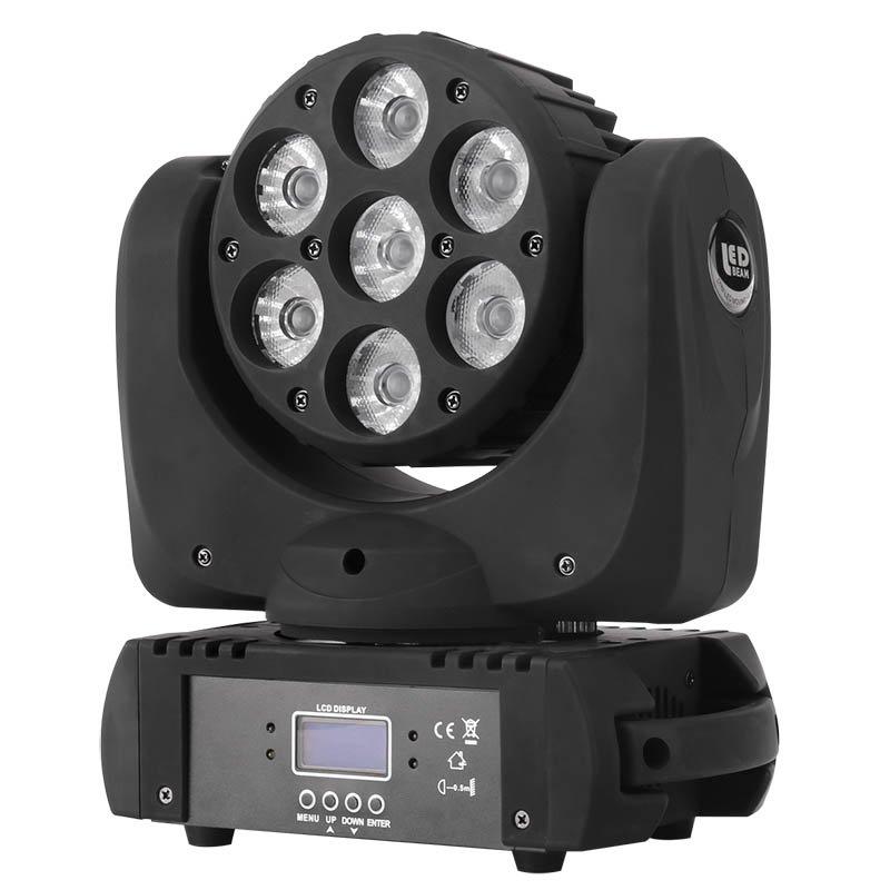Marslite 6IN1 LED  Beam Moving Head Light  Marlite MS-CM67 LED Moving Head Series image32