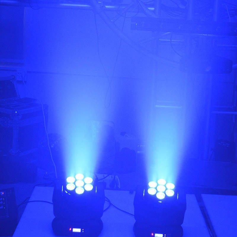 color four hot sale led moving head light Marslite Brand