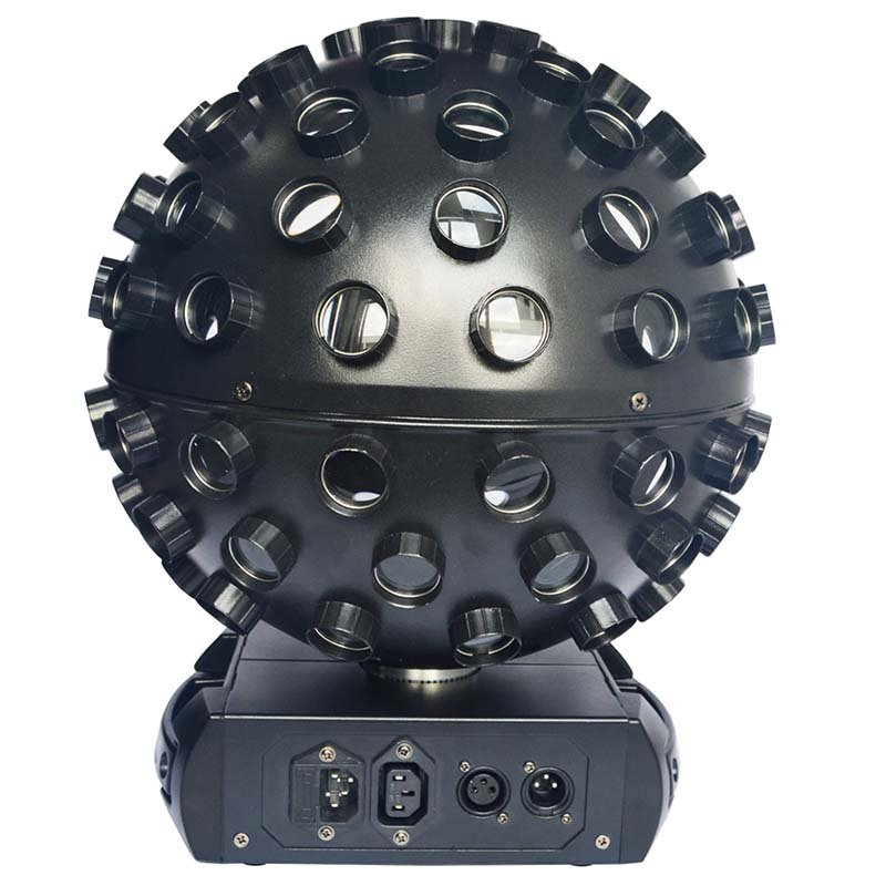 Marslite Super LED Magic Ball Light  5X18W RGBWA+UV 6IN1 MS-MB56 LED Effect Light Series image19