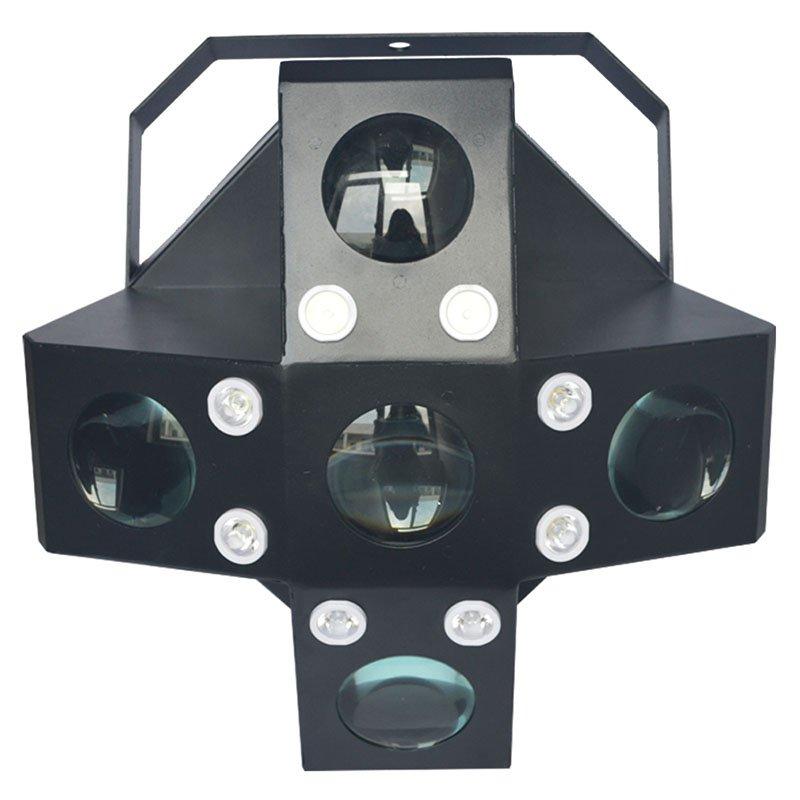Marslite Laser+Strobe+LED Effect DJ Light  Marslite MS-ML06 LED Effect Light Series image17