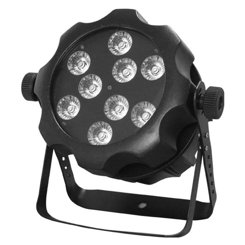 Marslite Waterproof 6IN1 Par Light Marslite 9x18w RGBW+UV MS-BW169 LED Par Light Series image14