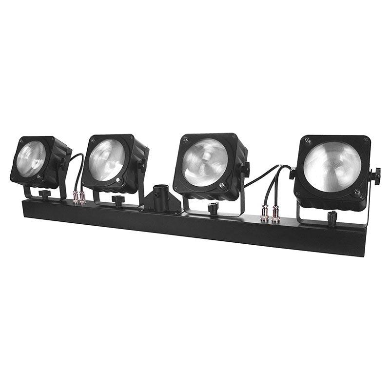 Marslite LED Par Light RGB 3IN1 COB 4Par System MS-LPB4 LED Par Light Series image11