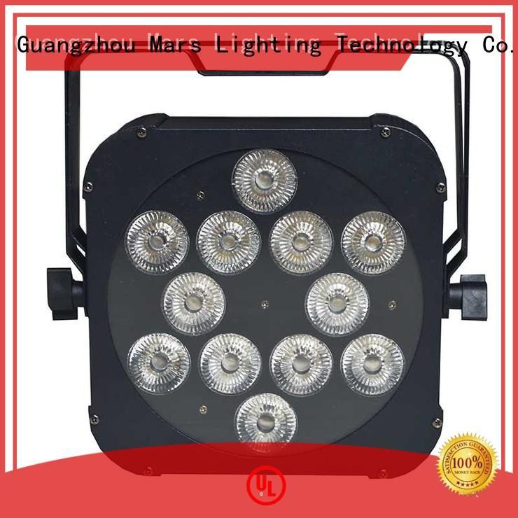 Marslite par light customized for mobile DJs