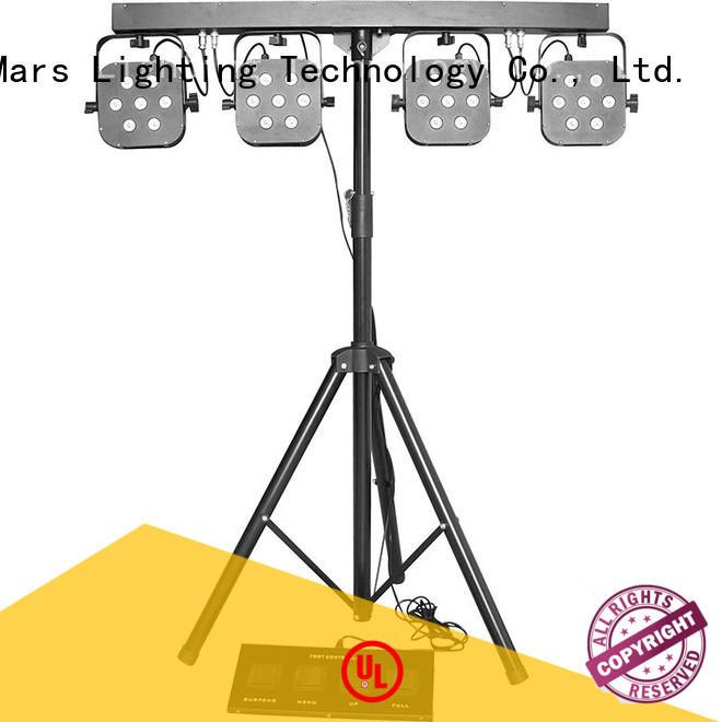 par 64 lights beam for mobile DJs Marslite