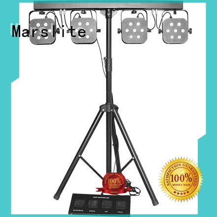 Marslite reliable led par lights to meet your needs for discotheques