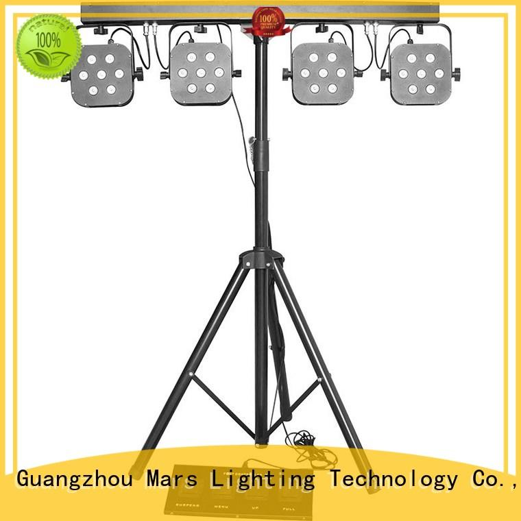 4par stage mini Marslite Brand led par lights supplier