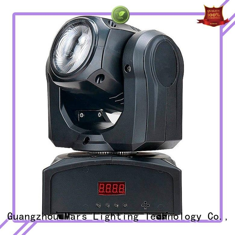 Wholesale 3x10w new led moving head light Marslite Brand