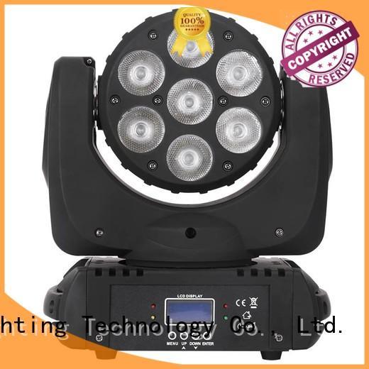 Custom 6in1 led moving head light six Marslite