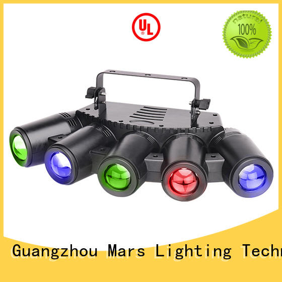 Quality Marslite Brand cheap dj lights bar