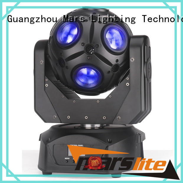 high quality Custom four top selling led moving head light Marslite marlite