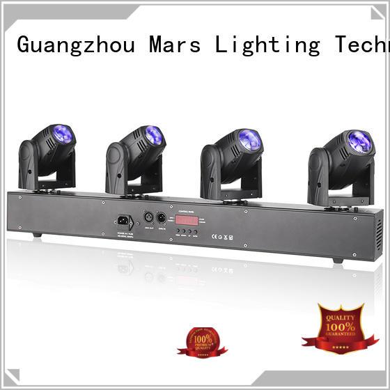 Custom six stage led moving head light Marslite best