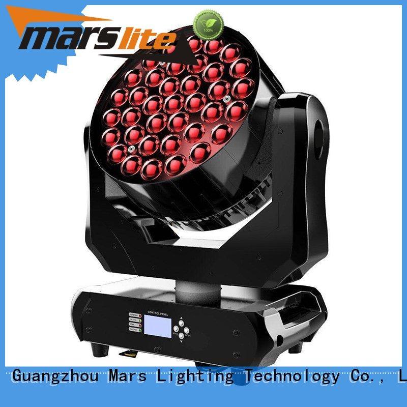 Marslite high quality dj moving light manufacturer for disco