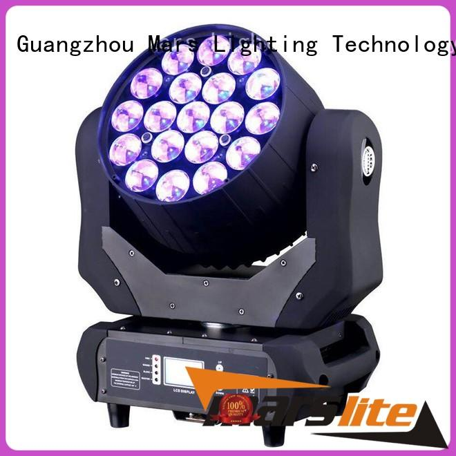 eye Custom trendy led moving head light rgbwauv Marslite