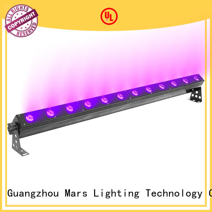 hot selling high quality led wash lights ip65 rgbw Marslite company