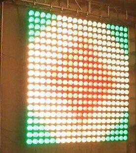 LED COB MDX Matrix Wash Light Marslite 25x10w RGB Color MS-MTX25