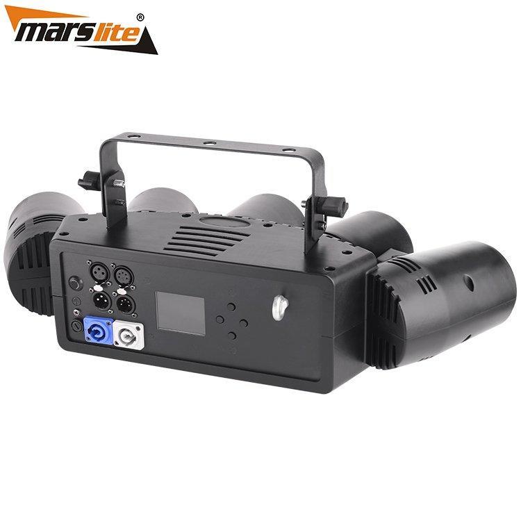 LED Finger Beam 5 Par Can Light Marslite 5x40W RGBW 4in1 MS-50FC