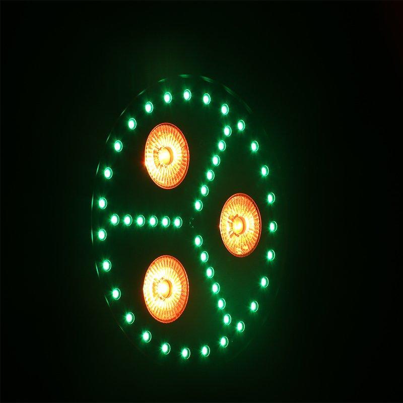 Combination Par Lighting RGBUV 4in1 Beam RGB Strobe MS-CB03