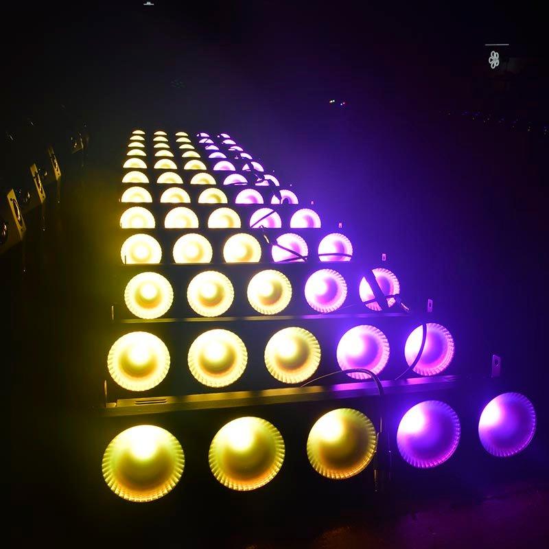 Marslite Led RGB Matrix Bar 30W 5 Eyes Light MS-CB150 LED Matrix Blinder Series image15
