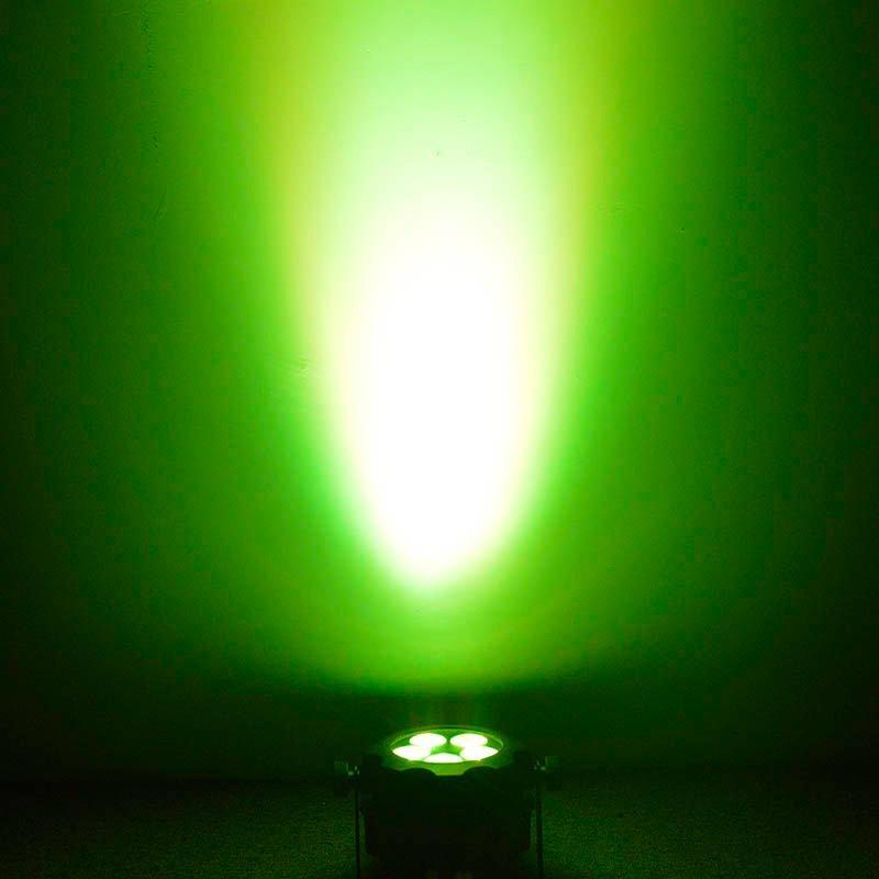 Mini Waterproof 6in1 LED Par Light 5x18W RGBWA+UV MS-BW56