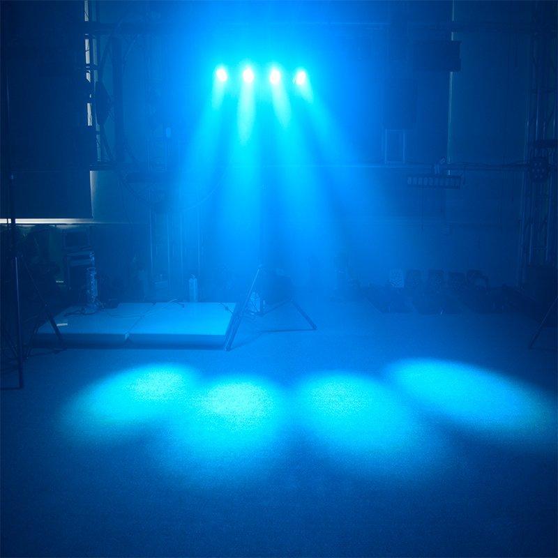 LED Par Light RGB 3IN1 COB 4Par System MS-LPB4
