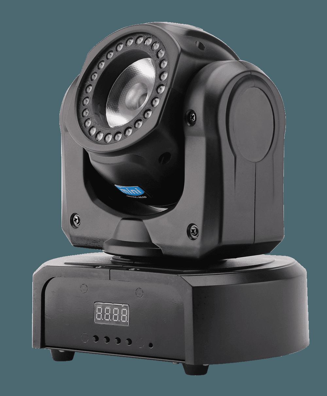 Mini 24+1 LED Pocket Beam Moving Head Light Marslite MS-711