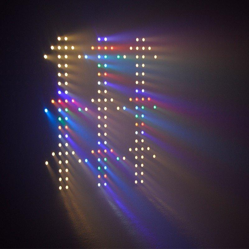 Marslite rgbw led matrix panel supplier for club