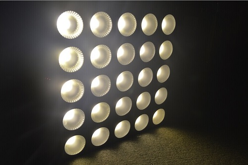 Marslite different led matrix rgb supplier for club-5