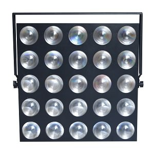 Marslite LED Matrix Beam Blinder Light 25X10W RGB Color MS-MTX25B LED Matrix Blinder Series image9