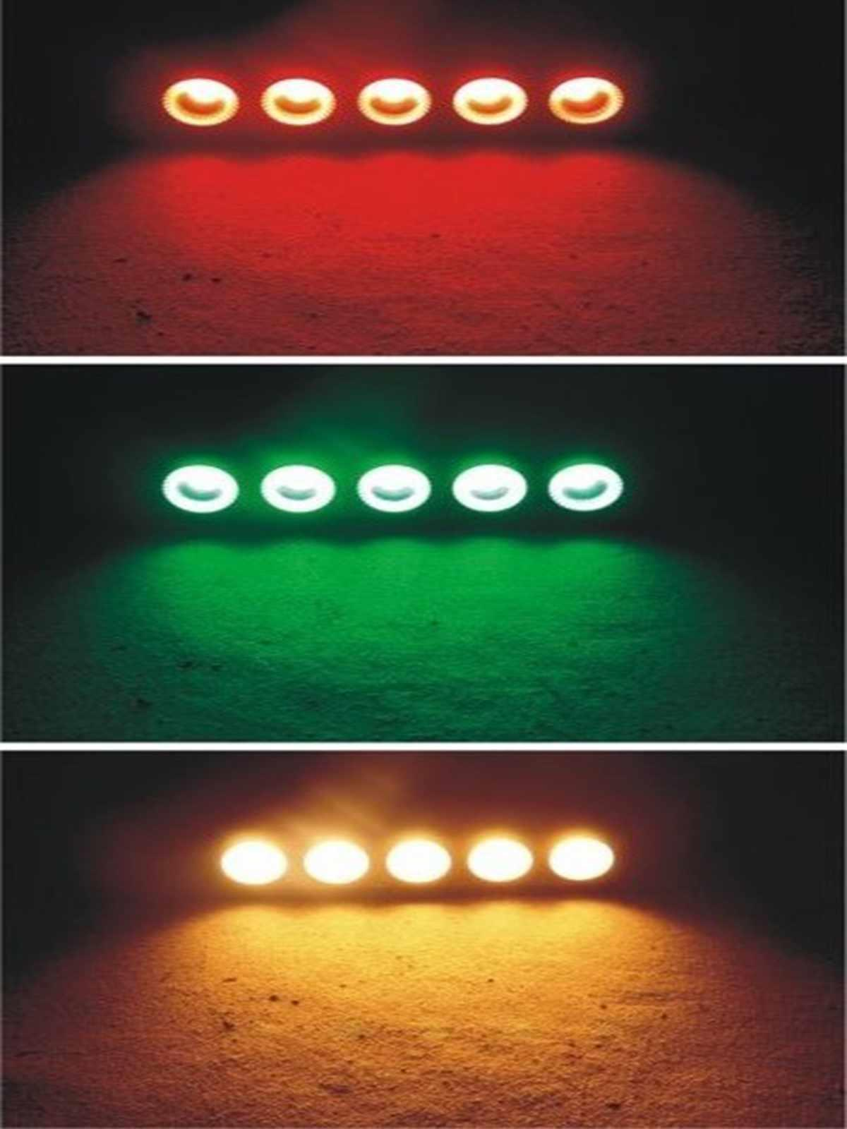 Led RGB Matrix Bar 10W Disco Light  MS-CB50