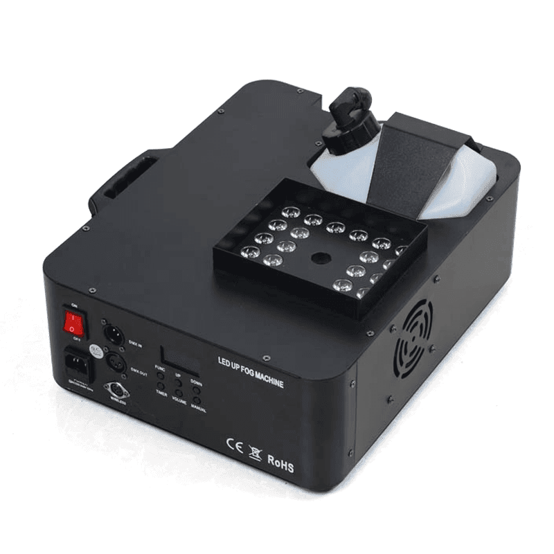 1500W LED Fog Machine Marslite MS-F01