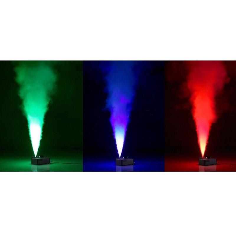 Marslite 1500W LED Fog Machine Marslite MS-F01 Stage Fog Machine Series image6
