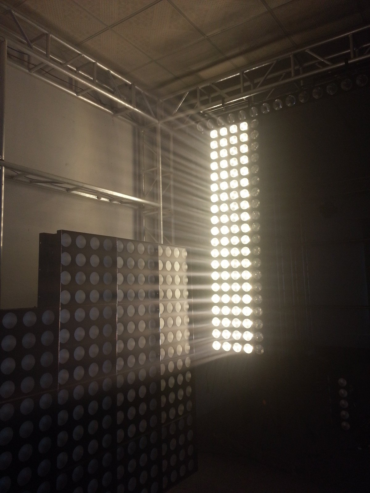 effect led grid lights warm for stunning visual effects for stage-4