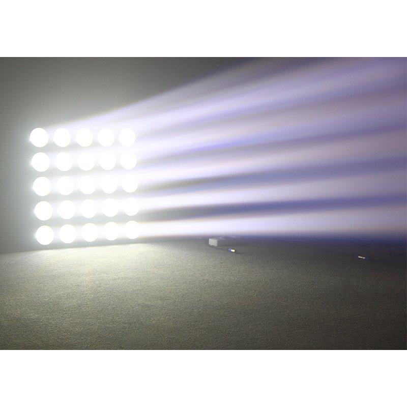 Marslite Led Matrix Panel Light 25X10W Cool White MS-MTX25B-CW LED Matrix Blinder Series image1