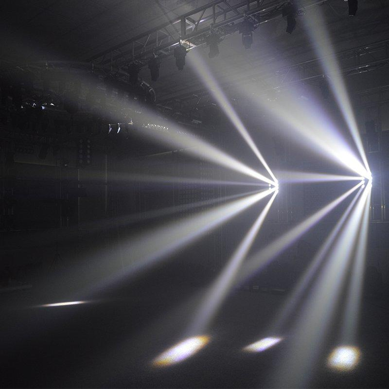 LED Spider Moving Head Dsico Light MS-SP8W