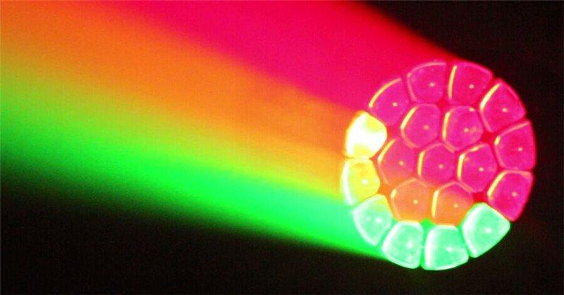 high quality dj moving light triangle for DJ moving show-5