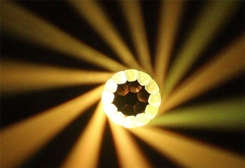 high quality dj moving light triangle for DJ moving show-6