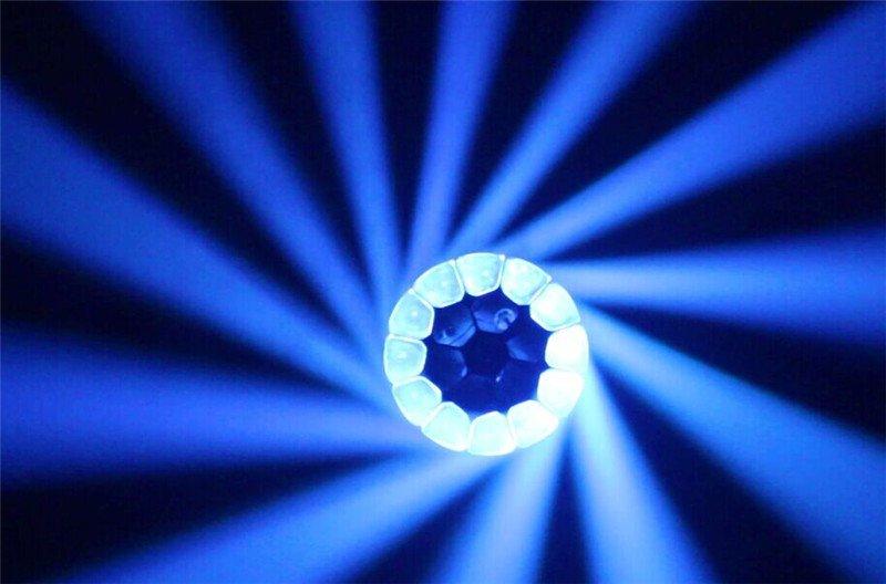 high quality dj moving light triangle for DJ moving show-7