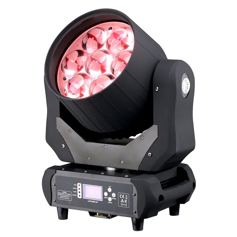 Marslite zoom led moving head light for bar-5