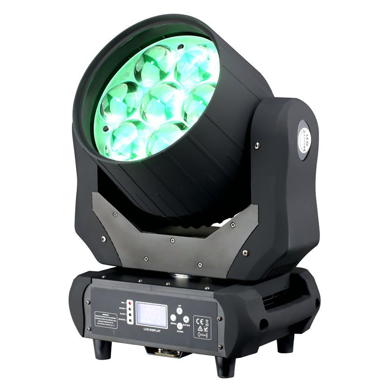 Marslite zoom led moving head light for bar-7