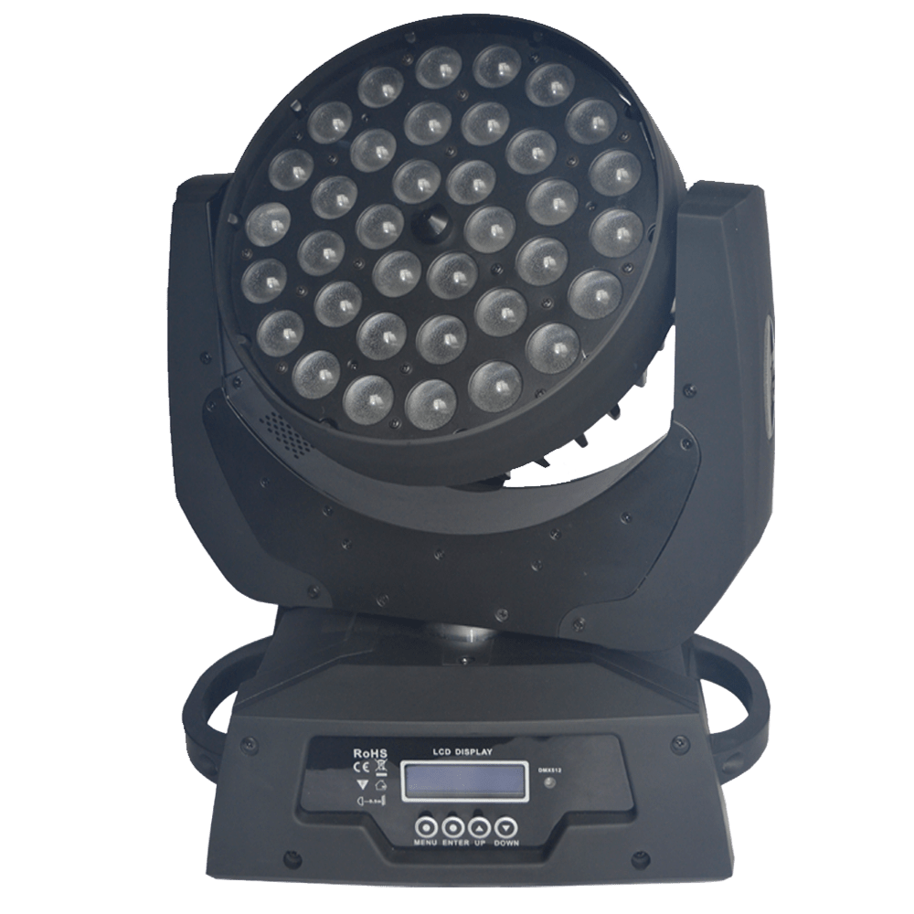 Marslite LED Moving Head Wash With Zoom Function MS-3610 LED Moving Head Series image3