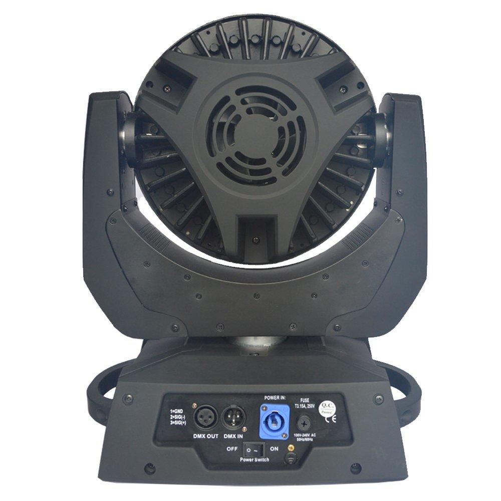 LED Moving Head Wash Light With Zoom Function MS-3610