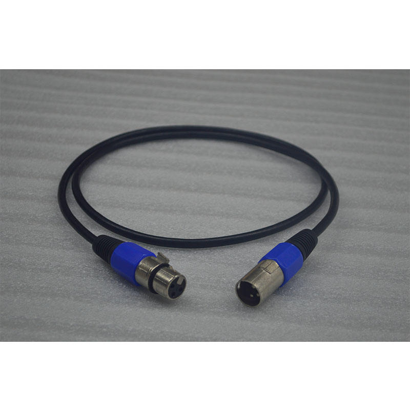DMX Cable XLR 5 pin Male to Female DMX Stage Lighting Cable