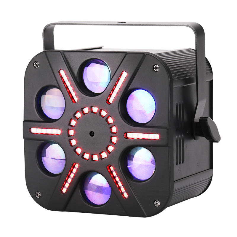 Party Disco Lights Marslite Sunflower Strobe And Beam MS-CB06