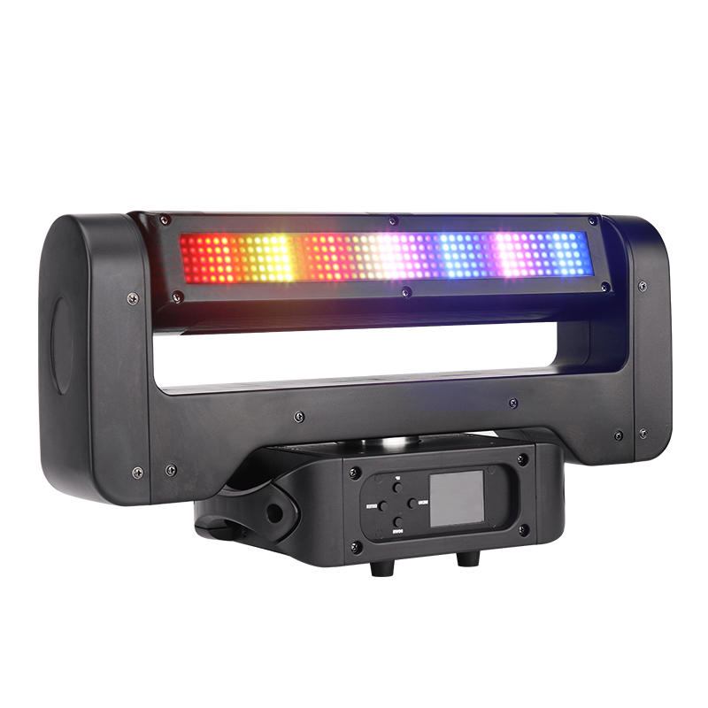 Flying RGB Strobe Wash Moving Head Stage Light  MS-CMB500