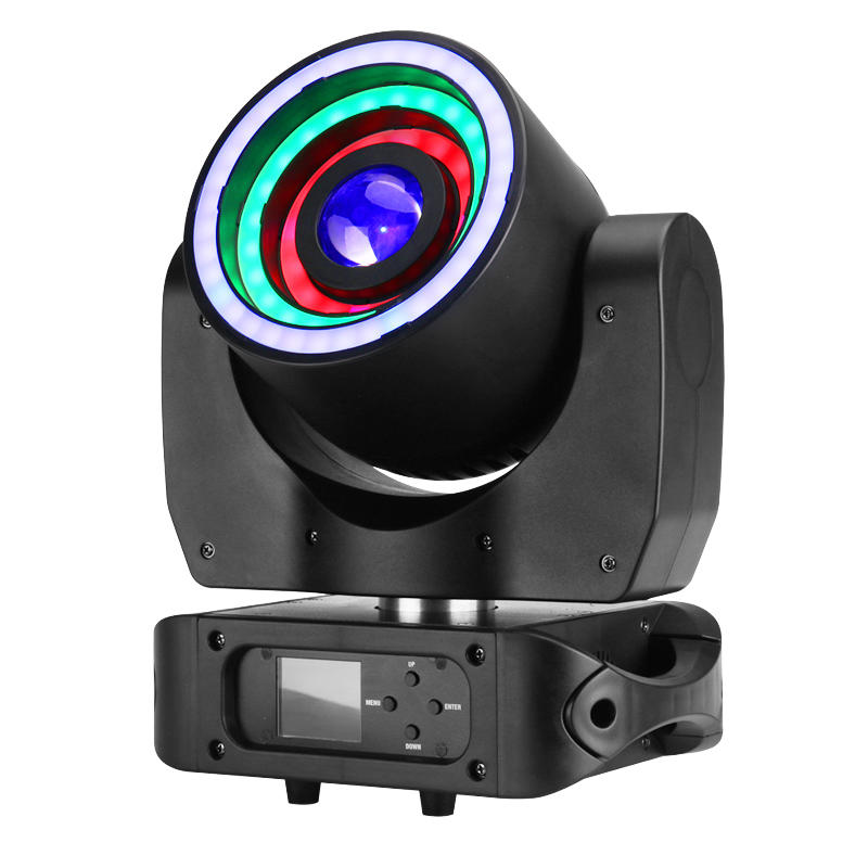 Led Moving Head Light RGBW Strobe And Beam Effect MS-MW40