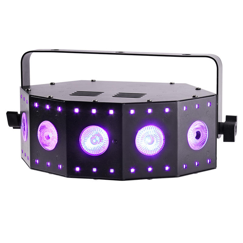 Combination Projector Gobo Bar Light Marslite RGB+UV MS-CB05