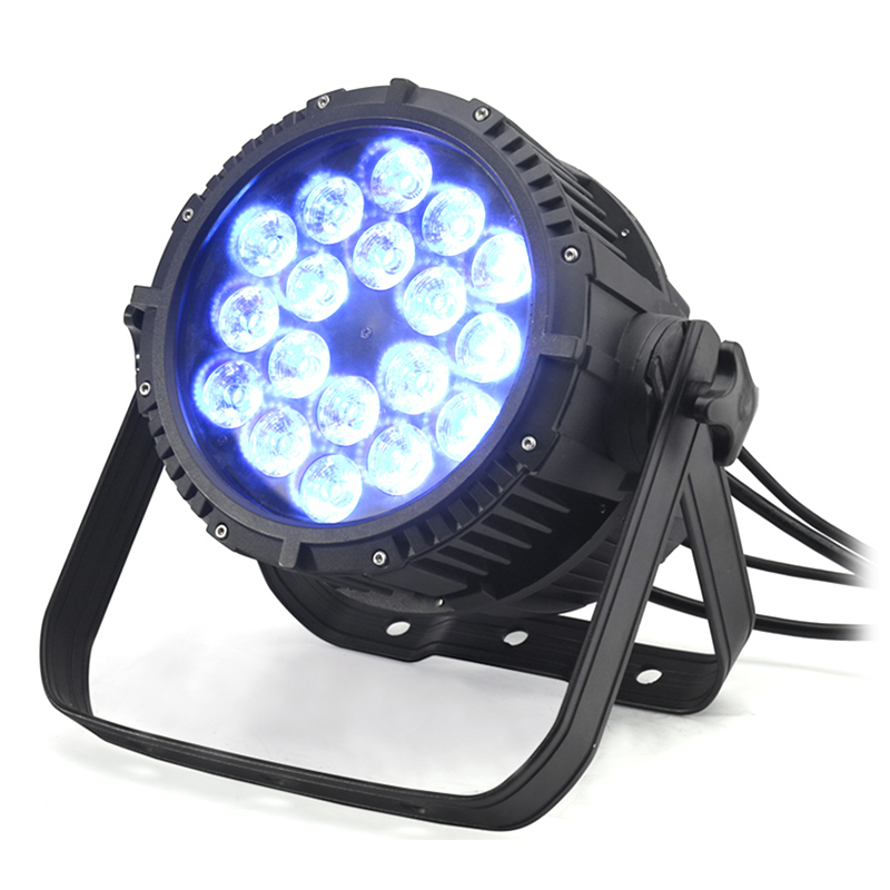 Marslite 6IN1 LED Par Light  MS-1818 LED Wash Series image2