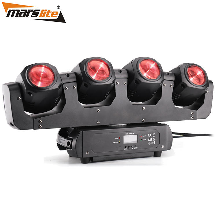 top selling 3x10w OEM led moving head light Marslite